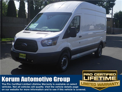 2018 Transit 250 High Roof 4x2,  Empty Cargo Van #18F821 - photo 1