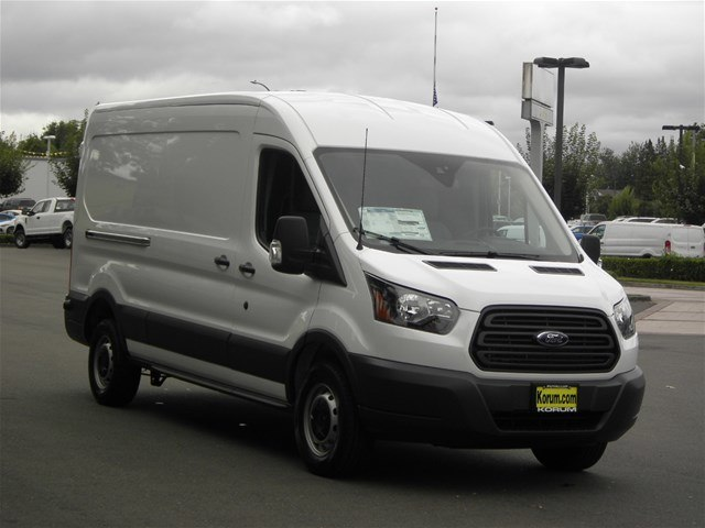 2018 Transit 250 Med Roof 4x2,  Empty Cargo Van #18F956 - photo 10