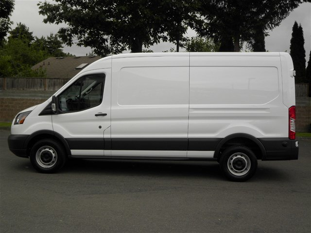 2018 Transit 250 Med Roof 4x2,  Empty Cargo Van #18F956 - photo 3