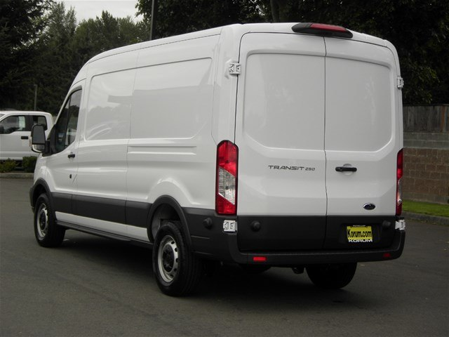 2018 Transit 250 Med Roof 4x2,  Empty Cargo Van #18F956 - photo 4
