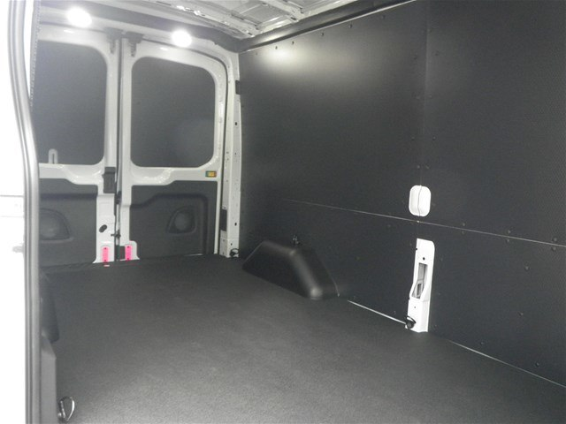 2018 Transit 250 Med Roof 4x2,  Empty Cargo Van #18F956 - photo 9