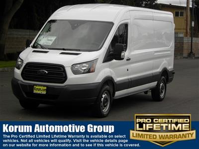 2018 Transit 250 Med Roof 4x2,  Empty Cargo Van #18F956 - photo 1