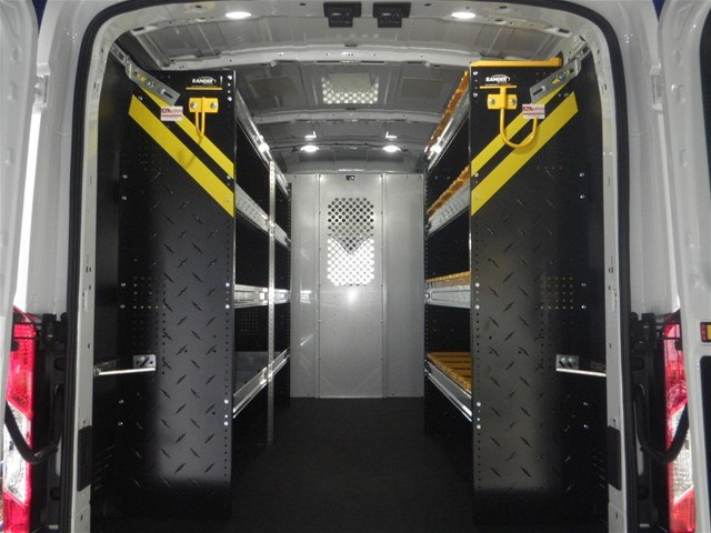 2018 Transit 250 Med Roof 4x2,  Ranger Design Upfitted Cargo Van #18F993 - photo 2