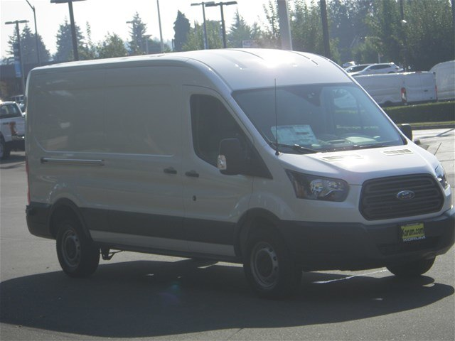 2018 Transit 250 Med Roof 4x2,  Ranger Design Upfitted Cargo Van #18F993 - photo 7