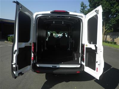 2018 Transit 250 Med Roof 4x2,  Ranger Design Upfitted Cargo Van #18F993 - photo 9
