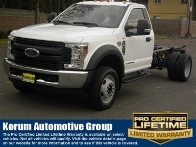2019 F-450 Regular Cab DRW 4x2,  Cab Chassis #19F135 - photo 1