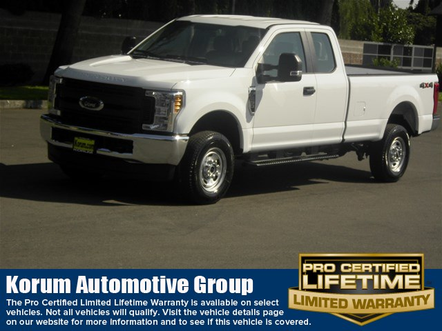 2019 F-250 Super Cab 4x4,  Pickup #19F37 - photo 1