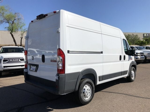 2018 ProMaster 1500 High Roof FWD,  Empty Cargo Van #JE135875 - photo 3