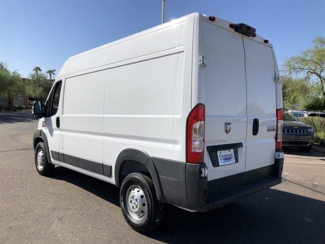 2018 ProMaster 1500 High Roof FWD,  Empty Cargo Van #JE135875 - photo 4