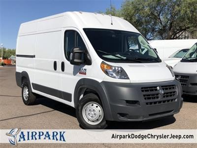 2018 ProMaster 1500 High Roof FWD,  Empty Cargo Van #JE135875 - photo 1