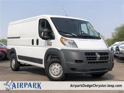 2018 ProMaster 1500 Standard Roof FWD,  Empty Cargo Van #JE140825 - photo 1