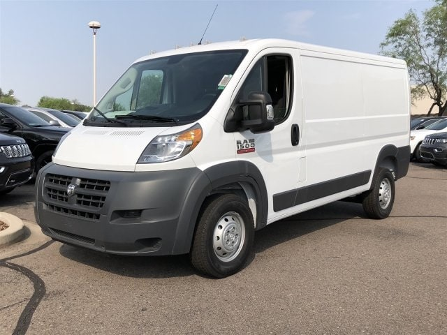 2018 ProMaster 1500 Standard Roof FWD,  Empty Cargo Van #JE140826 - photo 5
