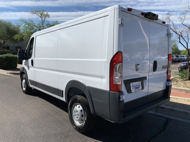 2018 ProMaster 1500 Standard Roof FWD,  Empty Cargo Van #JE155857 - photo 4