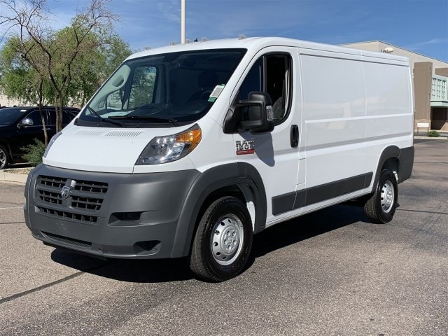 2018 ProMaster 1500 Standard Roof FWD,  Empty Cargo Van #JE155857 - photo 5