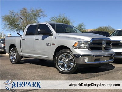 2018 Ram 1500 Crew Cab 4x4,  Pickup #JG167644 - photo 1