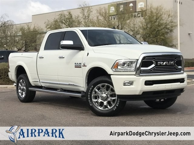 2018 Ram 2500 Crew Cab 4x4,  Pickup #JG213350 - photo 1