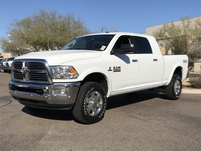 2018 Ram 2500 Mega Cab 4x4,  Pickup #JG223563 - photo 4
