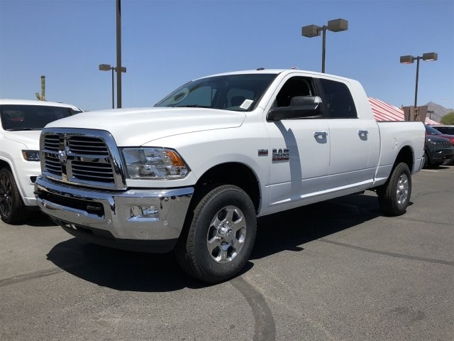 2018 Ram 2500 Mega Cab 4x4,  Pickup #JG263234 - photo 4