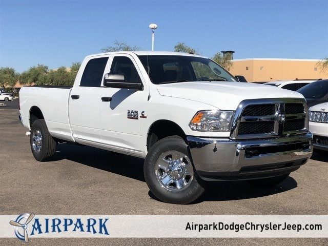 2018 Ram 2500 Crew Cab 4x4,  Pickup #JG316557 - photo 1