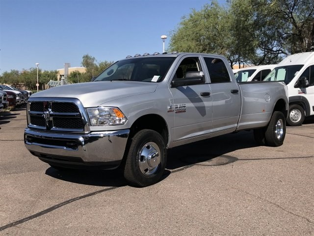 2018 Ram 3500 Crew Cab DRW 4x4,  Pickup #JG319709 - photo 4
