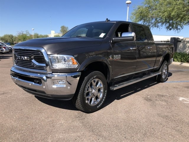 2018 Ram 2500 Mega Cab 4x4,  Pickup #JG329362 - photo 4