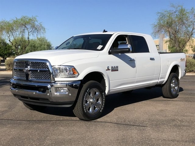 2018 Ram 2500 Mega Cab 4x4,  Pickup #JG329390 - photo 4