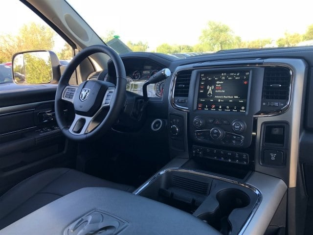 2018 Ram 2500 Crew Cab 4x4,  Pickup #JG329399 - photo 6