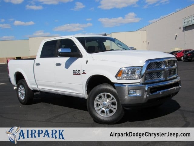 2018 Ram 2500 Crew Cab 4x4,  Pickup #JG342485 - photo 1