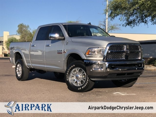 2018 Ram 2500 Crew Cab 4x4,  Pickup #JG351433 - photo 1