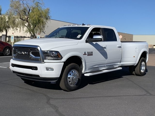 2018 Ram 3500 Crew Cab DRW 4x4,  Pickup #JG353876 - photo 4