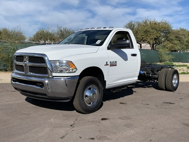 2018 Ram 3500 Regular Cab DRW 4x2,  Cab Chassis #JG376206 - photo 4