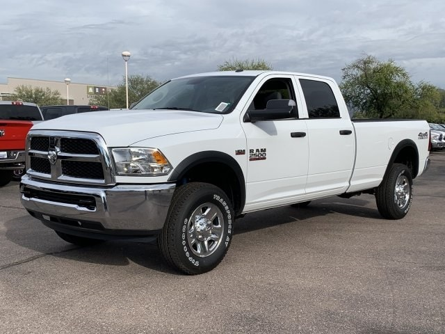 2018 Ram 2500 Crew Cab 4x4,  Pickup #JG381729 - photo 4