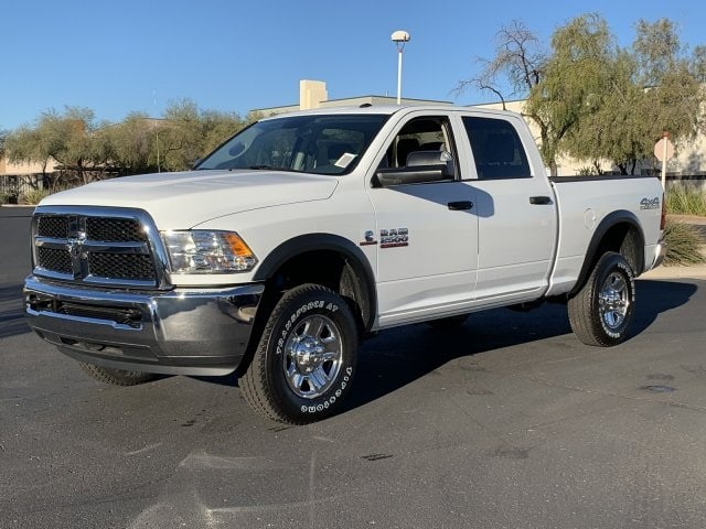 2018 Ram 2500 Crew Cab 4x4,  Pickup #JG390450 - photo 4