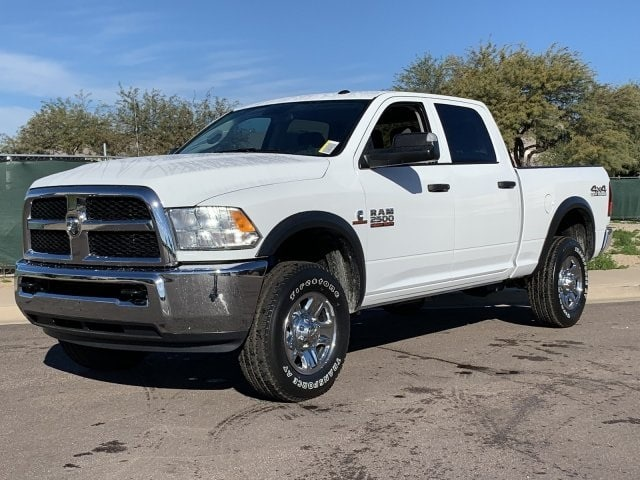 2018 Ram 2500 Crew Cab 4x4,  Pickup #JG391237 - photo 4