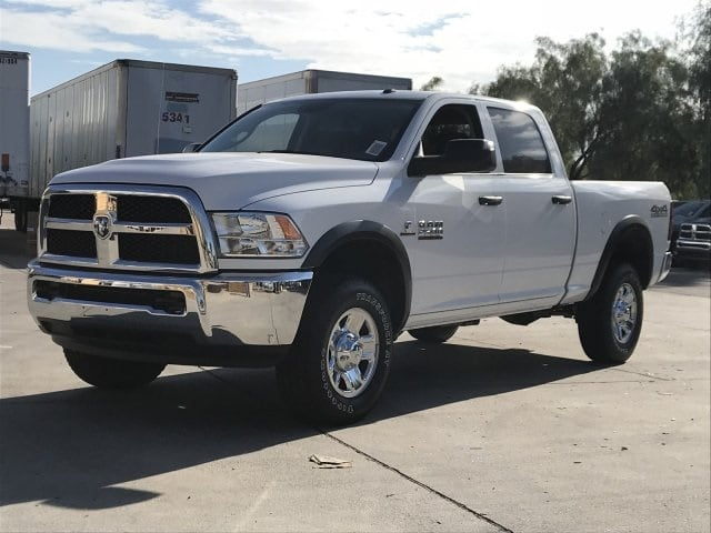 2018 Ram 2500 Crew Cab 4x4,  Pickup #JG391242 - photo 4