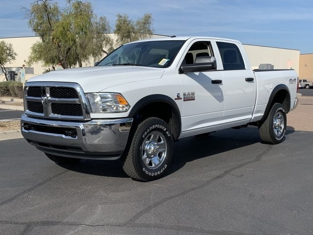 2018 Ram 2500 Crew Cab 4x4,  Pickup #JG391243 - photo 4