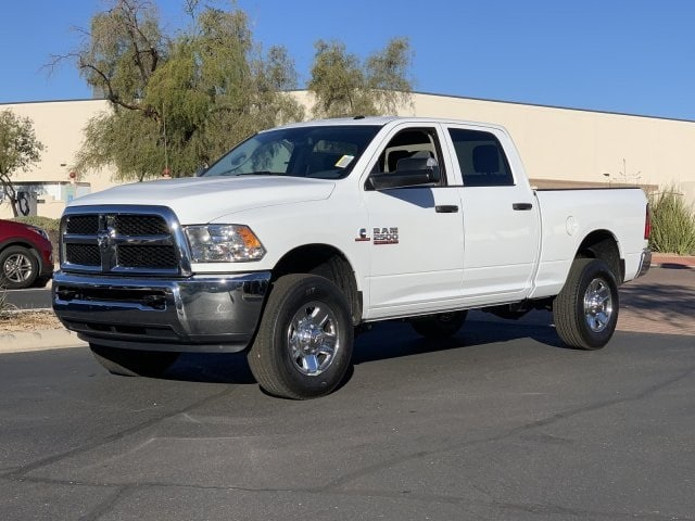 2018 Ram 2500 Crew Cab 4x4,  Pickup #JG396294 - photo 4