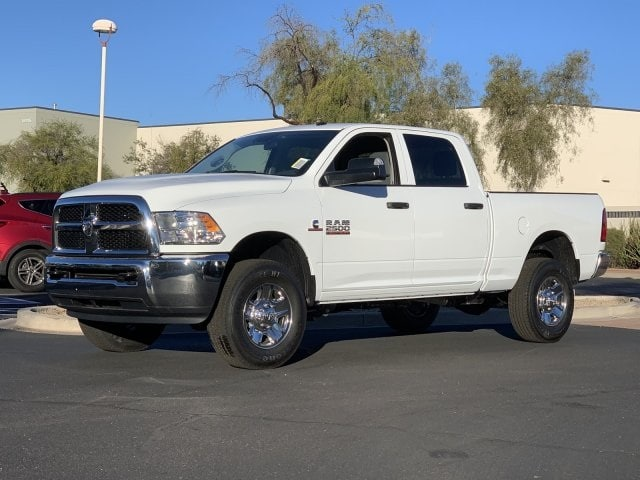 2018 Ram 2500 Crew Cab 4x4,  Pickup #JG396313 - photo 4