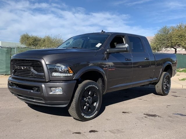 2018 Ram 2500 Mega Cab 4x4,  Pickup #JG405510 - photo 4