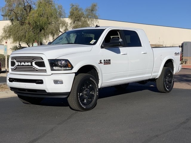 2018 Ram 2500 Mega Cab 4x4,  Pickup #JG405528 - photo 4