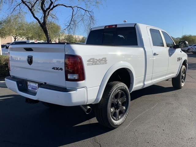 2018 Ram 2500 Mega Cab 4x4,  Pickup #JG405529 - photo 2