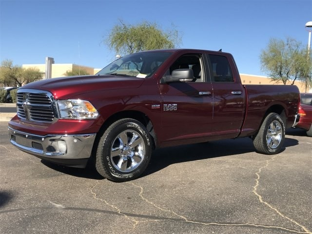 2018 Ram 1500 Quad Cab,  Pickup #JS171361 - photo 4