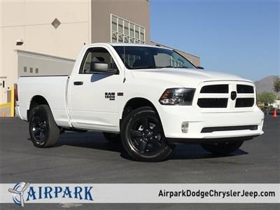 2019 Ram 1500 Regular Cab 4x4,  Pickup #KG501503 - photo 1