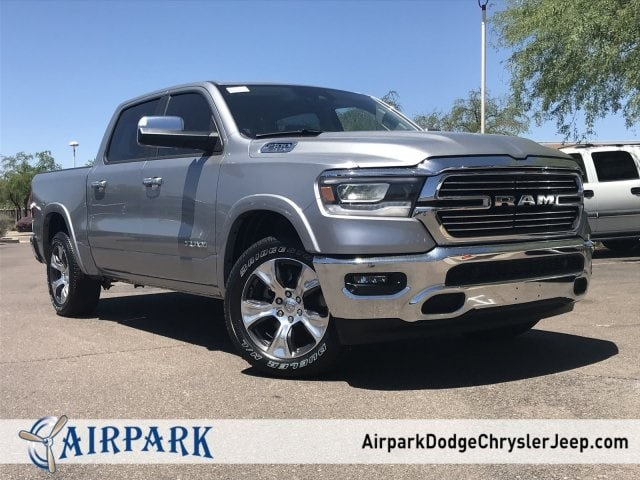 2019 Ram 1500 Crew Cab 4x4,  Pickup #KN503799 - photo 1