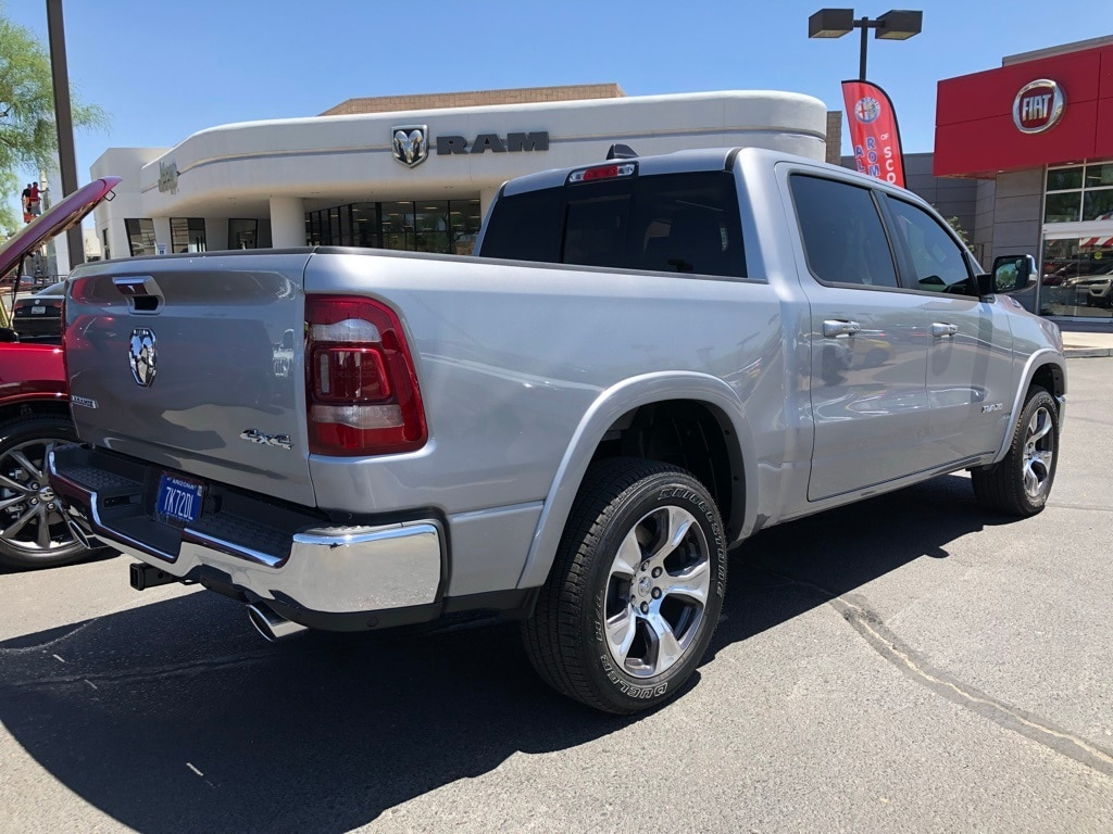 2019 Ram 1500 Crew Cab 4x4,  Pickup #KN507236 - photo 2