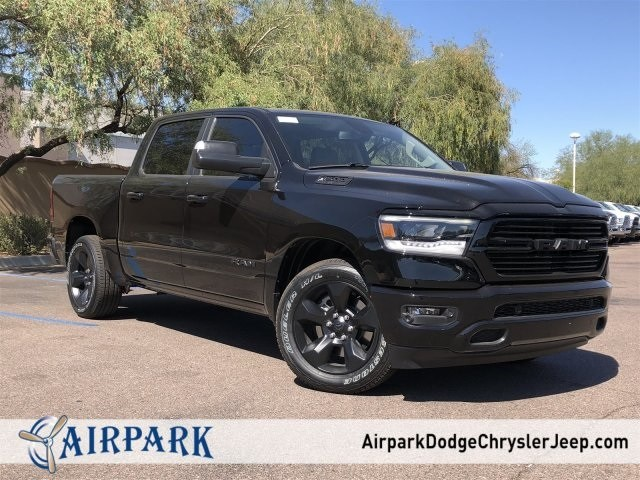 2019 Ram 1500 Crew Cab 4x2,  Pickup #KN508500 - photo 1