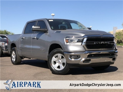 2019 Ram 1500 Crew Cab 4x4,  Pickup #KN536099 - photo 1