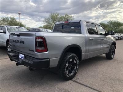 2019 Ram 1500 Crew Cab 4x4,  Pickup #KN542270 - photo 2