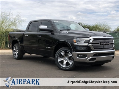 2019 Ram 1500 Crew Cab 4x4,  Pickup #KN556066 - photo 1