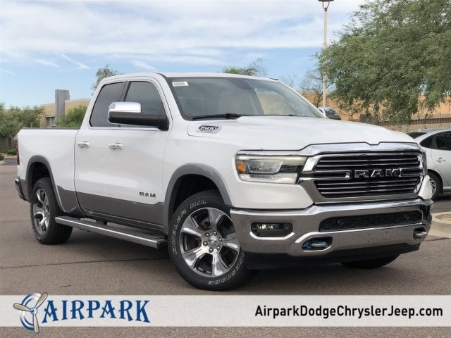 2019 Ram 1500 Quad Cab 4x2,  Pickup #KN601235 - photo 1